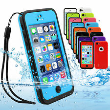 New Shockproof Waterproof Dirt Snow Proof Durable Case Cover For Apple iPhone 5C