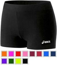 NEW Asics Low Cut Women's Spandex Volleyball Shorts, BT752, 13 colors Available