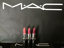 X1 MAC LIPSTICK FROST ANGEL CREME DELA FEMME ODYSSEY - 100% AUTHENTIC BNWOB