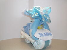 Nappy cake Baby Motorbike Shower party Boy / Girl / Neutral Christening gift