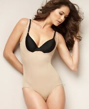 Flexees (WYOB) Torsette Body Briefer - Style 2656 - Featuring Beige