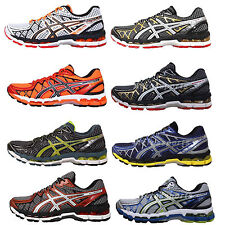 Asics Gel-Kayano 20 Mens Cushion Running Jogging Shoes Runner Sneakers Pick 1