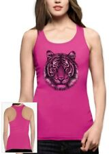 Tiger Racerback Tank Top Dripping Cool Birthday Gift Idea Holiday Sleeveless