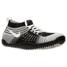 Nike Free Hyperfeel TR Men's Trainer Shoes Black Summit White Grey 638073 001