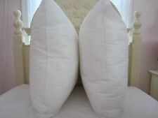 New Pillow Insert Form - Square Oblong Rectangle & Euro- ALL SIZES!! Made in USA