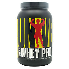 Ultra Whey Pro, Universal Nutrition, 2 Lbs. Protein powder, 22 grams of protein