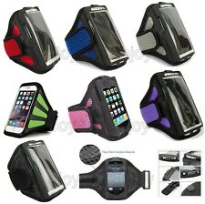 For Nokia Sport Mesh GYM Jogging Cycling Running ArmBand Strap Pouch Holder Case