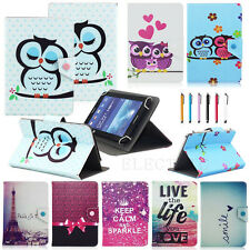 "Hot Universal Slim Leather Case Stand Cover For  7"" 7.9"" Android Tablet PC MID"