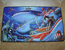 Custom Playmat One Piece FOR YUGIOH Anime MTG CARDFIGHT VANGUARD Mat Game Pad
