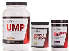 Beverly UMP Protein 2lb Muscle Synergy 403g Glutamine 552g Crossfit Stack 5% OFF