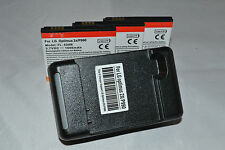 1 2 or 3 Batteries for LG Optimus 3D 2X G2X + Charger P990 P999 P920 FL-53HN