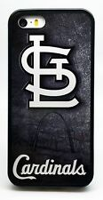 ST. LOUIS CARDINALS MLB BASEBALL PHONE CASE FOR iPHONE 6 6 PLUS 5C 5 5S 4S COVER