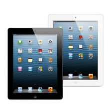 Apple iPad 2/3rd/4th Generation 128GB/64GB/32GB/16GB Wi-Fi Tablet Black or White