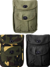 Rothco Heavy Weight Canvas 2-Pocket Ammo Pouches