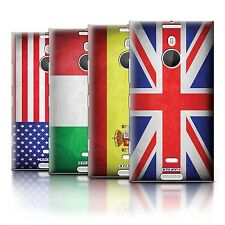 STUFF4 Back Case/Cover/Skin for Nokia Lumia 1520/Flags