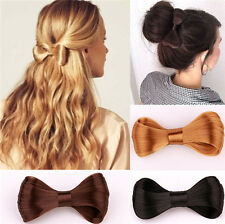 Fashion Big Bow Ties Wig Hairpin Hair Bow Clips Women Girls' Hair accessorie