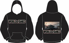 GAME ICONZ WORLD OF TANKS HOODIE TIGER 2 PS3 XBOX PS4 WARGAMING BLITZ