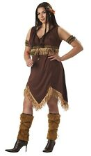 Sexy Indian Princess Plus Size Adult Womens Costume
