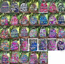 VERA BRADLEY Lunch Bunch Lets Do Lunch Bag School Office NEW FREE SHIPPING