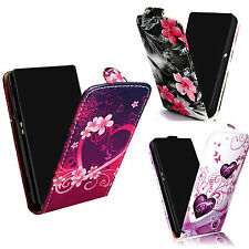 Pu Floral Leather Flip case Cover For Apple iphone 5c