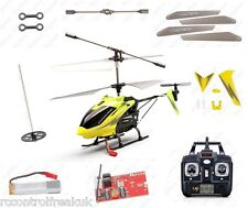 Syma S39 Centrino 2.4Ghz 3ch RC Helicopter Spare Parts - UK Stock