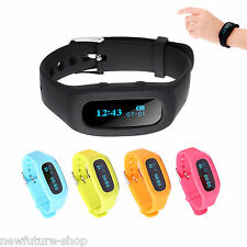 Hot Bluetooth Smart Wristband Bracelet Health Sport Sleep Fitness Tracker Watch