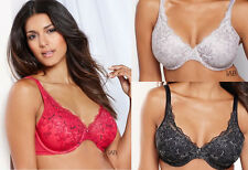 Playtex Secrets Side Smoothing Embroidered Bra - Style 4513 - 3 DAY SALE!!