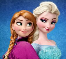 Frozen Anna & Elsa Create your own Doll 3D Paper Craft Arts and Crafts DIY