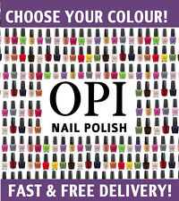 NEW- OPI Nail Polish - FREE and Fast Shipping - Choose Your Colour!