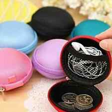 Portable Women Lady Key Headset Coin Bag Wallet Purse Hand Bag Package New Style