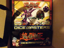 YuGiOh! Dice Masters. Card and Die. Brand New. 1 p&p all purchases