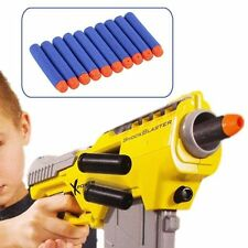 10-100X Toy Gun Refill Darts Bullet for Nerf N-strike Series Blasters 7.2x1.3cm