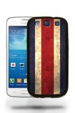 Costa Rica National Vintage Flag Case Cover for Samsung Galaxy and Note