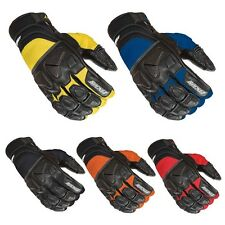 *Ships Same Day* MEN'S JOE ROCKET ATOMIC X MOTORCYCLE GLOVE