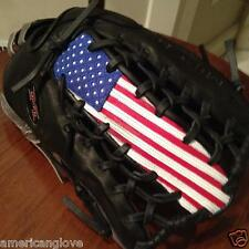 CUSTOM Made USA Leather Webs for Baseball or Softball Gloves **WEBS ONLY**