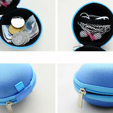 Great Women Lady Girl Headset Zero Coin Wallet Zip Around Purse New Package Bag
