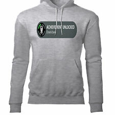 Achievement Unlocked Drank  Beer XBox Spoof Funny Mens Hoodie Gaming PC