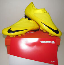 BNIB Nike Mercurial Vapor V Fg Yellow Brazil R9 Superfly Ronaldo Soccer Shoes