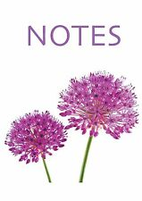 A5 Notebook Wirobind Perfect for Study Notes Plans & Ideas Flowers Xmas Gift