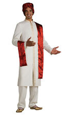 BOLLYWOOD GUY INDIAN ADULT MENS FANCY DRESS COSTUME