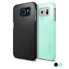 Galaxy S6 Thin Case Spigen® Thin Fit® [Slim&Lightweight+Protection+Hard Cover]