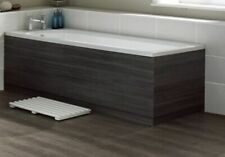 Cayman 1700 X 700mm Single Ended Bath With Optional Avola Grey Bath Panels