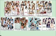 Apink A Pink in-album card set printed autograph photocard