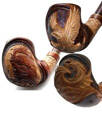 New Tobacco Smoking pipes, Fashion Hand Carved Pipe, Handmade, For 9 mm filter