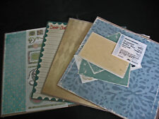 12x12 Perfect Fit Paper, Designer, Primary, Jewel, earthy, Creative Memories