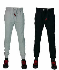 Men's Fleece jogger pants with zipper (Jordan Craig)