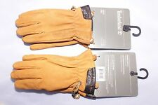 Timberland Unisex Kids BOYS GIRLS Boot Glove Mitten Leather Fleece Style #Gl028