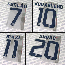 Atletico Madrid 2008-09-10 home, LFP official Stilscreen name set