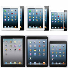 iPad Air/Mini/2/3/4|Black/White/Gold/Silver/Space-Gray|16GB/32GB/64GB/128GB|Used