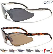 NEW XLOOP KIDS BOYS GIRLS WRAP OVAL SLIM RIMLESS SMALL SPORT CYCLING SUNGLASSES